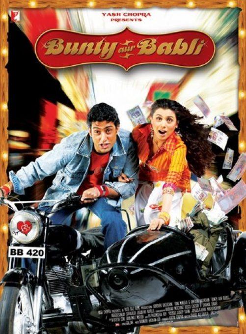 دانلود فیلم هندی بانتی و بابلی Bunty Aur Babli 2005 دوبله فارسی