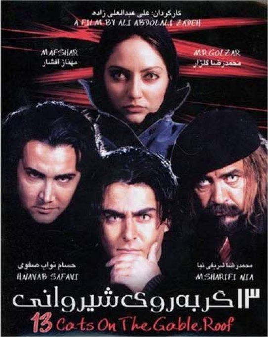 دانلود فیلم ایرانی سیزده گربه روی شیروانی