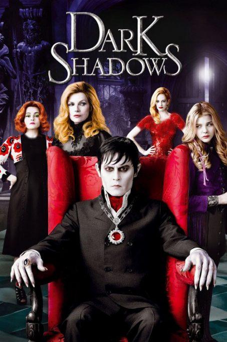 دانلود فیلم سایه های تاریکی Dark Shadows 2012 دوبله فارسی