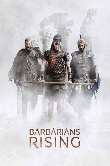 دانلود سریال قیام بربرها Barbarians Rising دوبله فارسی