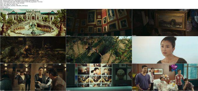 دانلود فیلم زودیاک چینی 2012 Chinese Zodiac دوبله فارسی از جکی چان