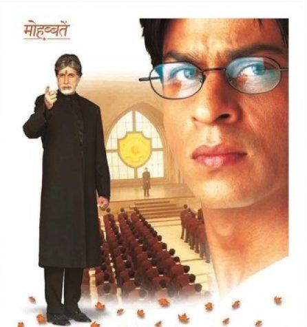 دانلود فیلم هندی محبت ها Mohabbatein دوبله فارسی از آمیتا باچان