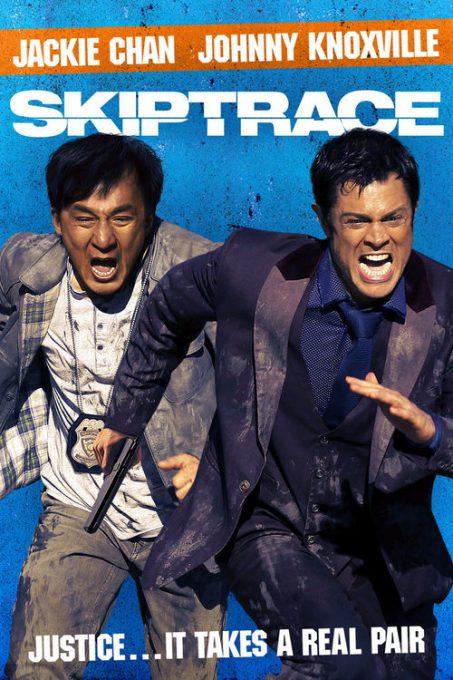 دانلود فیلم مجرم یاب Skiptrace 2016 دوبله فارسی