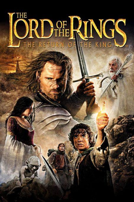 دانلود فیلم ارباب حلقه ها 3 The Return of the King 2003 دوبله فارسی