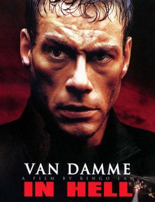 دانلود فیلم در جهنم In Hell 2003 دوبله فارسی از ژان کلود ون دام