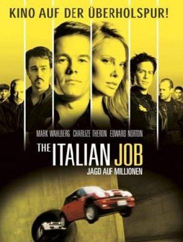 دانلود فیلم کسب و کار ایتالیایی The Italian Job دوبله فارسی از جیسون استاتهام