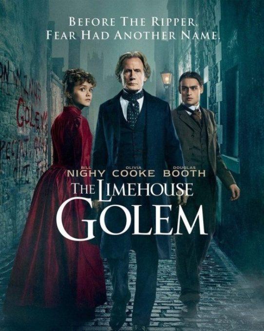 دانلود فیلم ترسناک The Limehouse Golem 2016