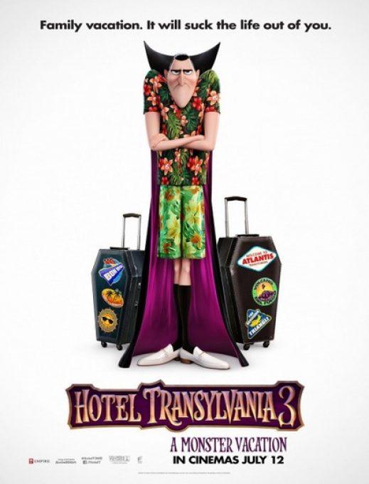 دانلود انیمیشن هتل ترانسیلوانیا 3 Hotel Transylvania 3 2018