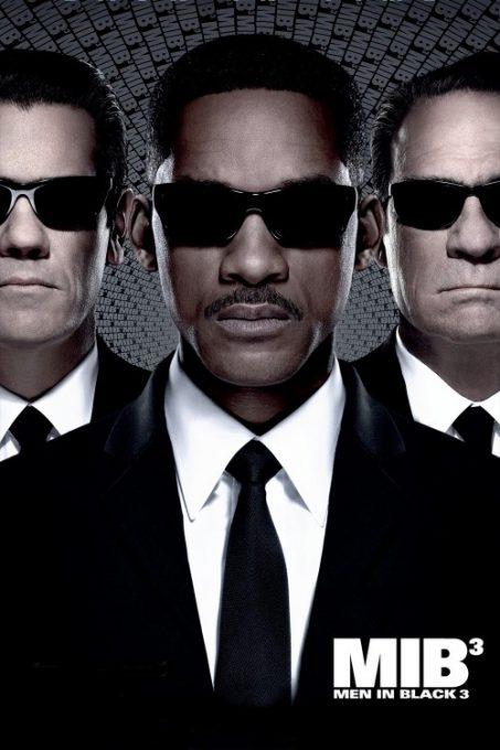 دانلود فیلم اکشن مردان سیاه پوش 3 Men in Black III 2012 دوبله فارسی ویل اسمیت