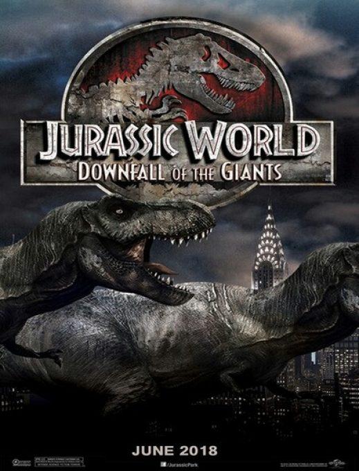 دانلود فیلم اکشن دنیای ژوراسیک 2 Jurassic World: Fallen Kingdom 2018