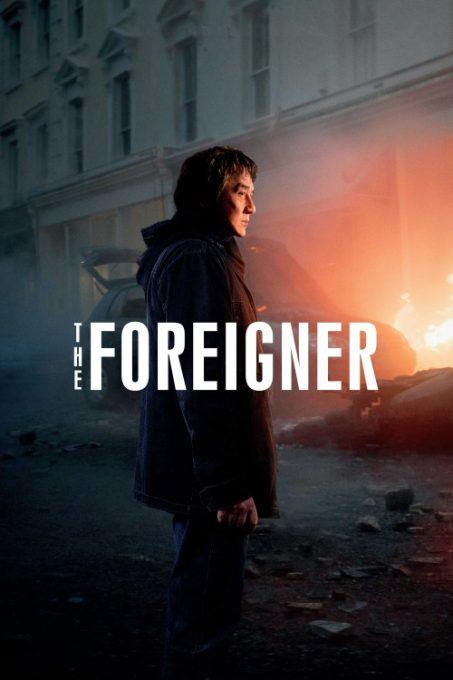 دانلود فیلم اکشن The Foreigner 2017 بیگانه از جکی چان