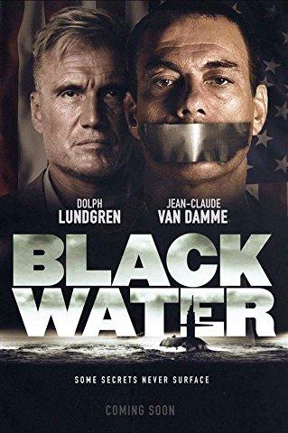 دانلود فیلم اکشن بلک واتر Black Water 2018