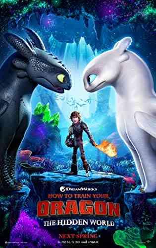 دانلود انیمیشن How to Train Your Dragon 3 2019