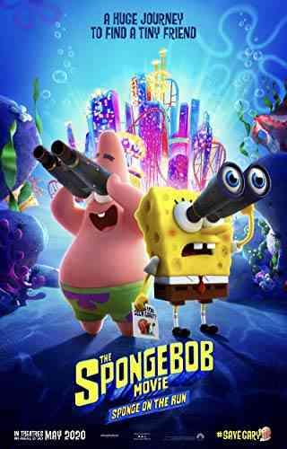 دانلود انیمیشن The SpongeBob Movie 3 2020