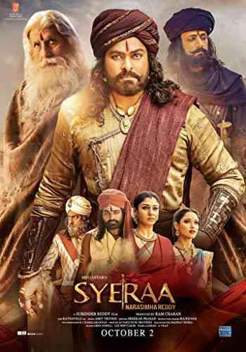 دانلود فیلم Sye Raa Narasimha Reddy 2019