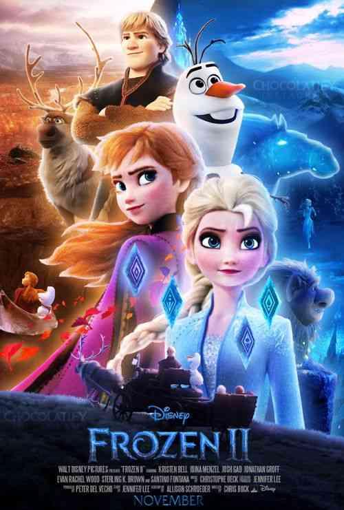 دانلود انیمیشن Frozen 2 2019 دوبله فارسی
