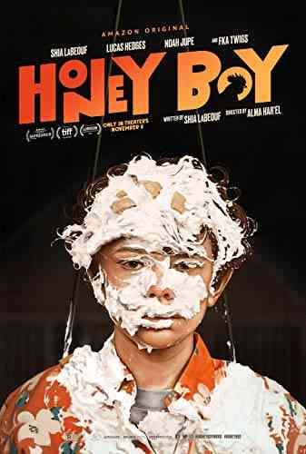 دانلود فیلم Honey Boy 2019 پسر عزیز