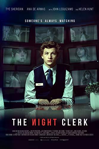 دانلود فیلم The Night Clerk 2020 منشی شب