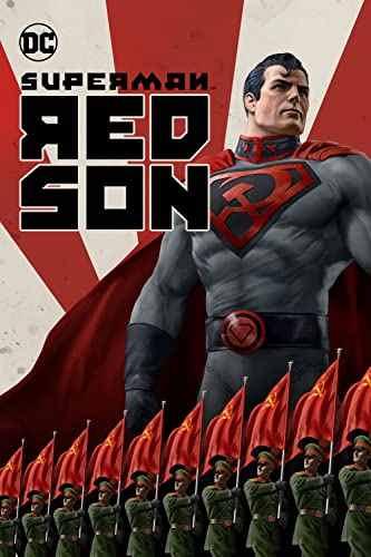 دانلود انیمیشن جدید Superman Red Son 2020 سوپرمن پسر قرمز
