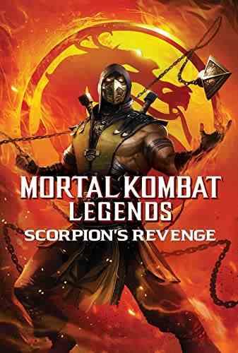 دانلود انیمیشن Mortal Kombat Legends 2020 افسانه مورتال کامبت