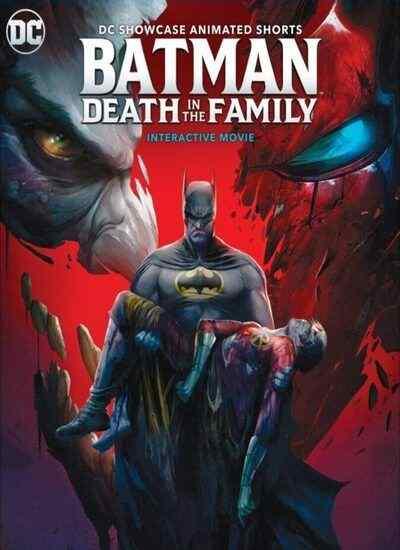 دانلود انیمیشن Batman Death in the Family 2020 بتمن مرگ در خانواده