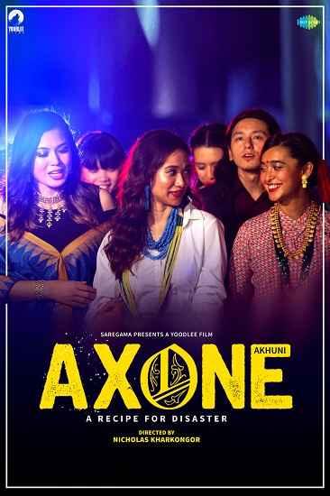 دانلود فیلم هندی Axone 2019 آکسون