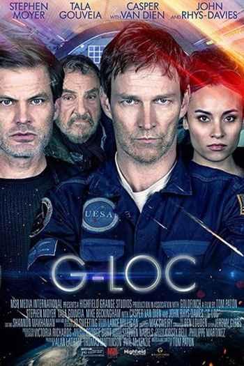 دانلود فیلم G-Loc 2020 جی-لاک دوبله فارسی