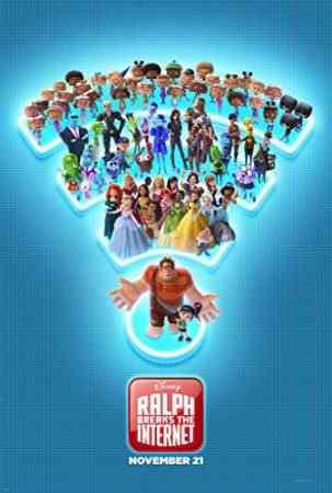 دانلود انیمیشن Ralph Breaks the Internet 2018 رالف خرابکار ۲ با دوبله فارسی