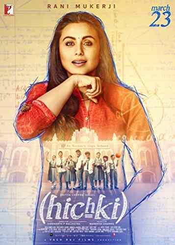 دانلود فیلم هندی Hichki 2018 سکسکه دوبله فارسی