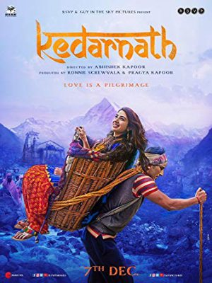دانلود فیلم هندی Kedarnath 2018 کدرنات دوبله فارسی