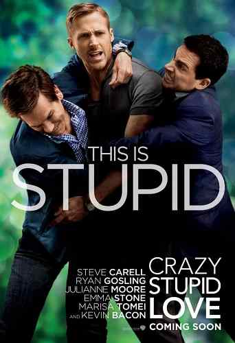 دانلود فیلم Crazy Stupid Love 2011 دیوانه احمقانه عاشقانه