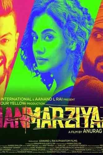 دانلود فیلم Manmarziyaan 2018