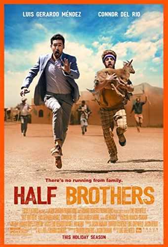 دانلود فیلم Half Brothers 2020 برادران ناتنی دوبله فارسی