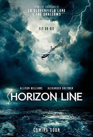 دانلود فیلم Horizon Line 2020 خط افق دوبله فارسی