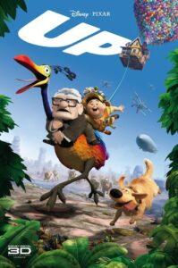 دانلود انیمیشن Up 2009 بالا