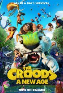 دانلود انیمیشن The Croods: A New Age 2020 غارنشینان: عصر جدید