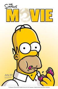 دانلود انیمیشن The Simpsons Movie 2007 سیمپسون ها