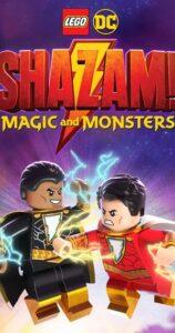 دانلود انیمیشن LEGO DC: Shazam - Magic & Monsters 2020