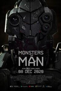دانلود فیلم Monsters of Man 2020 هیولا های انسان