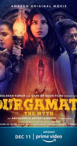 دانلود فیلم Durgamati: The Myth 2020 افسانه دورگاماتی