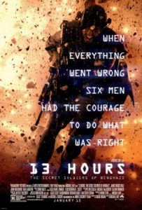 دانلود فیلم 13 Hours 2016 13 ساعت: سربازان مخفی بنغازی