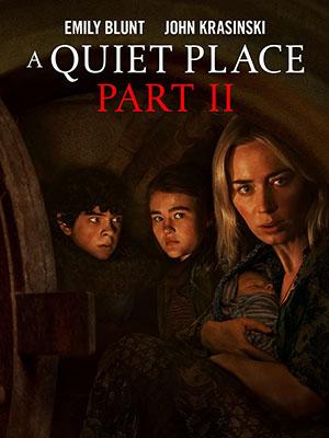 دانلود فیلم A Quiet Place 2 2020 یک مکان ساکت