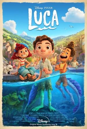 دانلود انیمیشن Luca 2021 لوکا