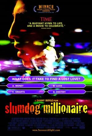 دانلود فیلم Slumdog Millionaire 2008 میلیونر زاغه نشین