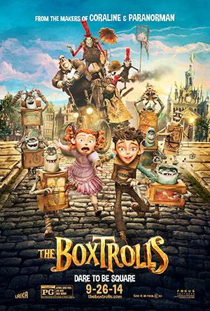 دانلود انیمیشن The Boxtrolls 2014 غولهای پاکتی