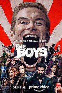 دانلود سریال The Boys 2019 پسر ها فصل دوم