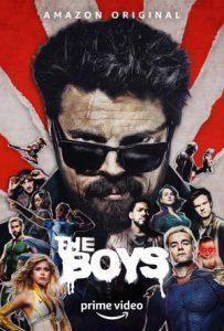 دانلود سریال The Boys 2019 پسر ها فصل اول