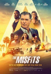 دانلود فیلم The Misfits 2021 وصله های ناجور