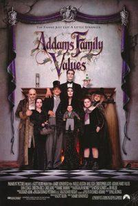 دانلود فیلم Addams Family Values 1993 ارزش های خانواده آدامز