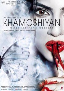 دانلود فیلم هندی Khamoshiyan 2015 خاموشیان